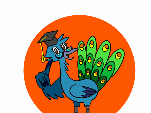 PFAU 17 Pfau pfau cartoon icon 01 520x390 Blog